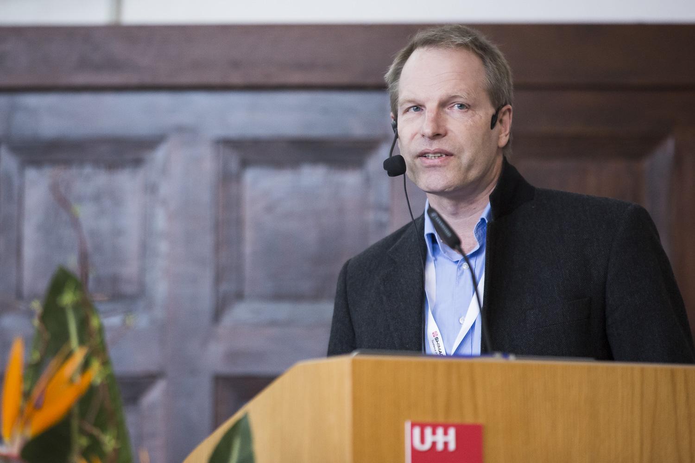 Klaus Dreisewerd (Universität Münster).