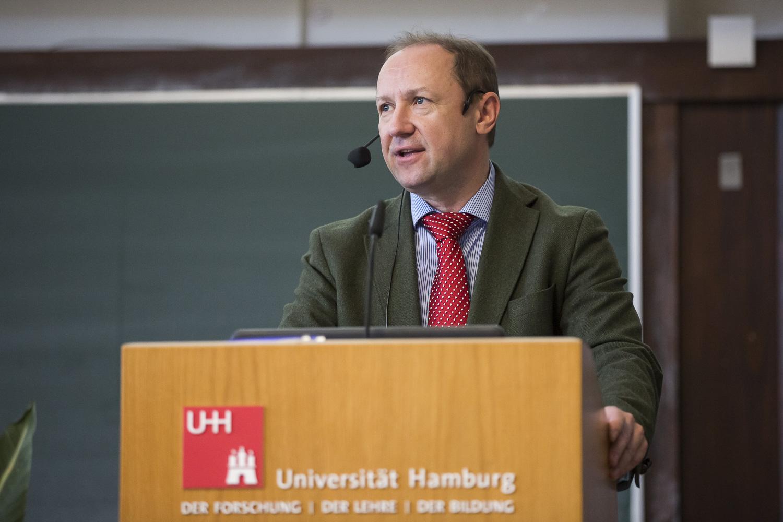 Roman Zubarev (Karolinska Institute, Stockholm).