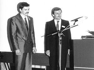 Dietmar Kuck und Thomas Drewello