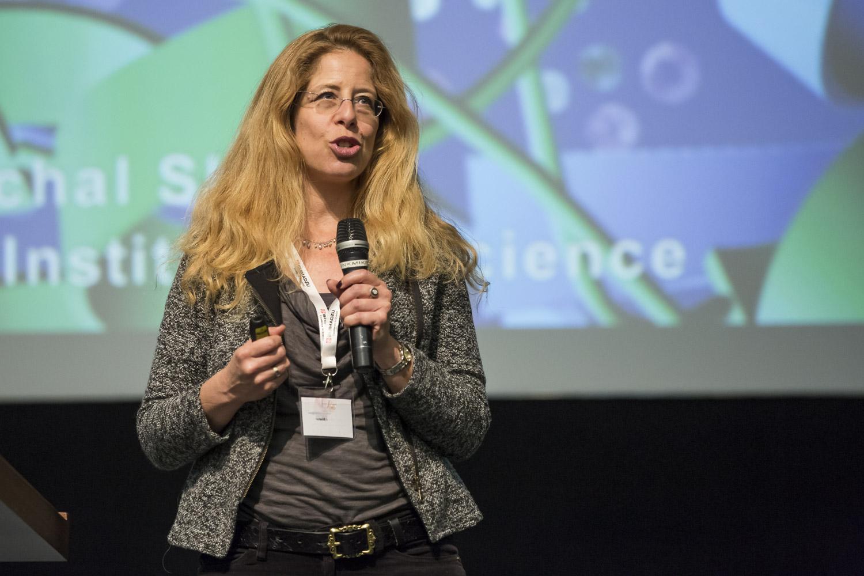 Mihal Sharon, Weizmann Institute, Rehovot